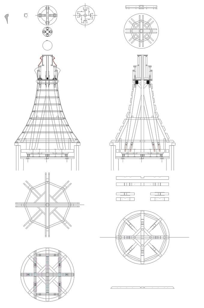Grundriss-und-Schnitte-Model